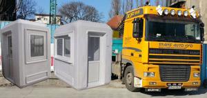 cabine modulare