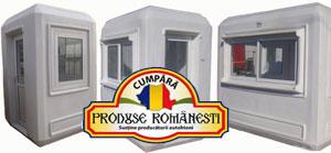 Cabine paza moderne Romania