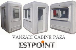 Vanzari cabine paza Estpoint