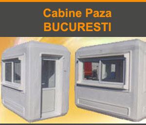 Cabine paza Bucuresti si Ilfov